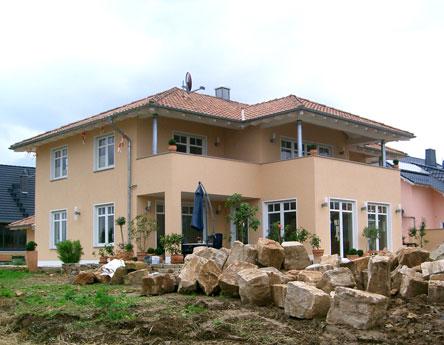 Haus Bauen Ideen Mediterran Design